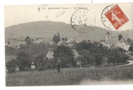 C 1740 LA GRANGE   VUE GENERALE   Pres De Belleherbe Et Sancey - Altri Comuni