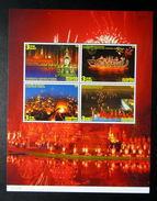Thailand Stamp SS 2011 Thai Traditional Festival - Thailand