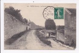 CP 45 BAULE Le Pont De L'abreuvoir - Francia