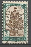 SOUDAN N° 85 CACHET KATI - Sudan (1894-1902)