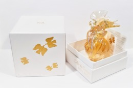 Flacon L'AIR Du TEMPS De NINA RICCI PARFUM 15 Ml  Flacon LALIQUE  COLOMBE AMBRÉE   Edition Limitée  390 / 914 + Boite - Fragrances (new And Unused)