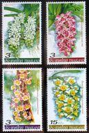 Thailand Stamp 2005 Orchids 4th - Thailand