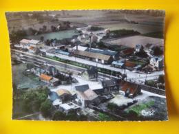 Cpa Cpsm  Steenbecque 59 Nord La Gare - Autres Communes