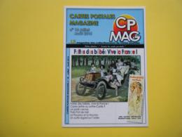 Les Cartes Postales Magazine. - Bourses & Salons De Collections