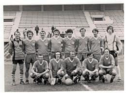 Brasschaat  De Winter Stadion  Voetbal Ploeg Van Herfurth & Boutmy Foto 1980 (17,5x12,5 Cm) Port 2,30€ - Brasschaat