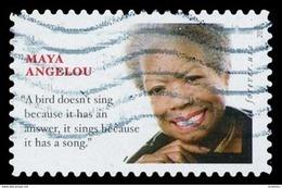 Etats-Unis / United States (Scott No.4979 - Maya Angelou) (o) - Used Stamps