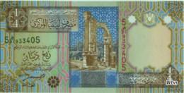 Libya 1/4 Dinar (P62) -UNC- - Libye