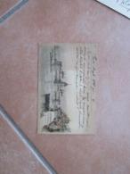 1900 Cartolina Postale BUDAPEST Orsaghaz Parlement Viaggiata - Ungheria