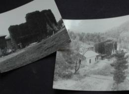 PHOTOS MINES CHEVALEMENTS CHARBONNAGES Mines De Banne Ardèche - France