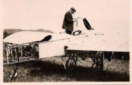 Aviation - Aviateur Oskar Bider - Lausanne-Blécherette - 1913 - Rare - Reproducciones