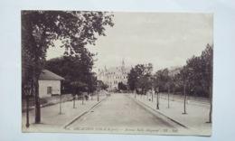 Arcachon. Avenue Nelly-Deganne. - France