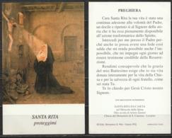 # Santino - Santa Rita Proteggimi - Preghiera - Cascia - Perugia - Santini