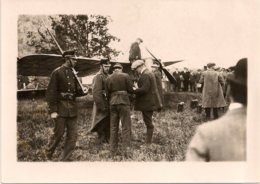 Aviation - Aviateur Oskar Bider - Lausanne-Blécherette - 1913 - Rare - Reproductions