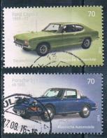 2016  Klassische Automobile  (Satz Gezähnt) - [7] Federal Republic