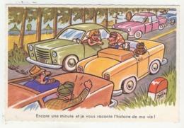 Bozz -     Encore Une Minute Et Je Vous Raconte ... - Altre Illustrazioni