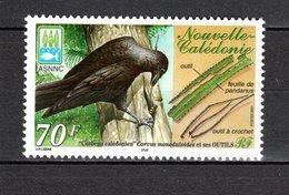 NOUVELLE CALEDONIE  N° 843  NEUF SANS CHARNIERE COTE 1.80€   OISEAUX ANIMAUX - Nueva Caledonia