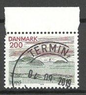 DENMARK 1979 Michel 692 Landscape Landschaft Nordjütland Trans O - Geografía