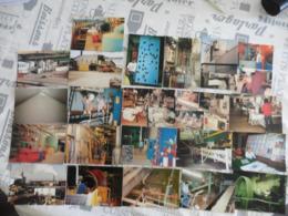 LOT   DE  22  CARTES  POSTALES    DE LA  SUCRERIE   DE  TOURY  (28) - 5 - 99 Cartes