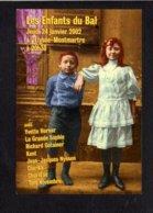 """Spectacle Musique / 2002 A L'Elysée Montmatre """"Les Enfants Du Bal"""" Avec Y. Horner,Nyssen,Charl Elie,R. Gotainer,Kent,etc - Musique Et Musiciens"""