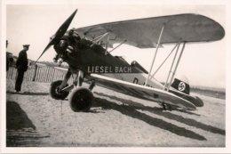 Aviation - Avion D- EVUK De Liesel Bach - Rouen 1935 - Reproductions