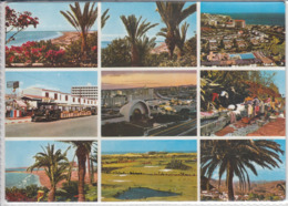 GRAN CANARIA  Playas Del Sur,  Vista Varias    USED 1977 - Gran Canaria