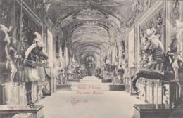 CARTOLINA - TORINO - SALA D'ARMI PALAZZO REALE - VIAGGIATA PER PISA ( FRANCOBOLLO ASPORTATO) - Palazzo Reale