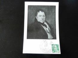 CACHET COMMEMORATIF -   LE NEUBOURG  -  DUPONT DE L'EURE  -  1948  - - Poststempel (Briefe)