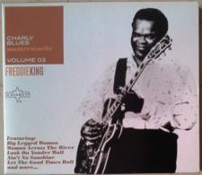 CD Albert Freddie King Chalie Blues Volume 3 - Blues