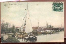 Cpa Herentals  1909   Bateaux - Herentals