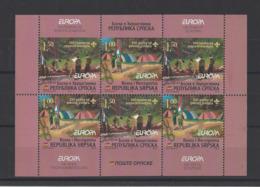 BOSNIE (Rep SERBE).  YT  N° 364/365  Neuf **  2007 - Bosnie-Herzegovine