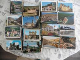 LOT   DE   2000    CARTES  POSTALES      DE  FRANCE - Cartes Postales