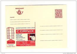 Publibel Neuve N° 2704 (CORNIX) - Stamped Stationery