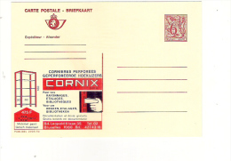 Publibel Neuve N° 2705 (CORNIX) - Ganzsachen