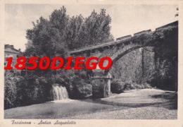 FROSINONE - ANTICO ACQUEDOTTO F/GRANDE VIAGGIATA 1951 - Frosinone