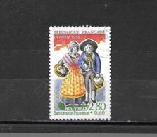 2981   OBL  Y & T  Les Vieux «Santons De Provence »   15A/28 - France
