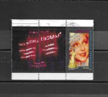 2897   OBL  Y & T Yvonne Printemps  Personnages Célèbres De La Scène à L'écran  15a/26 - Francia