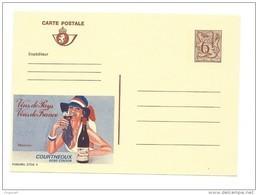 Publibel Neuve N° 2708 ( Vin De France) - Stamped Stationery