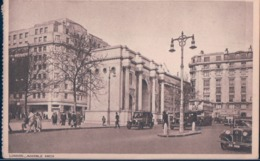 POSTAL LONDON - MARBLE ARCH - P H BOREHAM & SON LTD - CIRCULADA - COCHES EPOCA - Londres