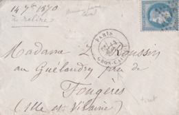 ETOILE De PARIS N° 27 GROS-CAILLOU - 1849-1876: Période Classique
