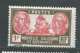 NOUVELLE-CALEDONIE  N° 154 * TB  3 - Nuevos
