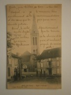 32 Miélan, église Et Clocher (A6p31) - France