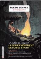 Magazine Rue De Sèvres BD 2019 Pont Loisel Sfar Petit Vampire Labourot... - Otros