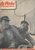 LA PECHE ET LES POISSONS ED MENSUELLE LARDENNAIS - Fischen + Jagen