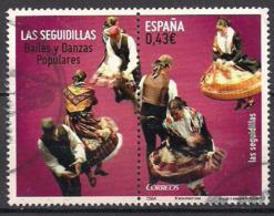 Spanien (2009)  Mi.Nr.  4447 + Zf.  Gest. / Used  (6fa34) - 1931-Heute: 2. Rep. - ... Juan Carlos I