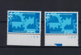 N°2405 (pltn°set) MNH ** POSTFRIS ZONDER SCHARNIER SUPERBE - Plate Numbers