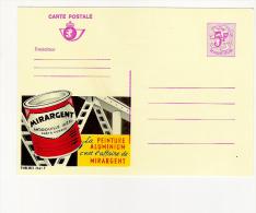 Publibel Neuve N°  2661 (MIRARGENT, Peinture Aluminium) - Stamped Stationery