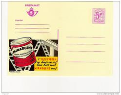 Publibel Neuve N°  2663 (MIRARGENT, Peinture Aluminium) - Stamped Stationery