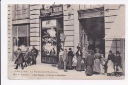 CP 45 ORLEANS La Parasolerie Moderne 4 Rue Bannier 3 Rue De La Republique - Orleans