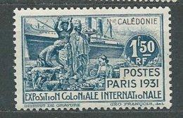 NOUVELLE-CALEDONIE  N°  165 * TB 1 - Nuevos
