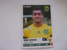 PANINI Foot 2013 -14 N°279 FC Nantes Banel Nicolita - Edition Française